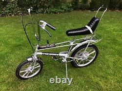 Raleigh Chopper Rare Mk2 Se Special Edition Known As Silver Jubilee Brand New