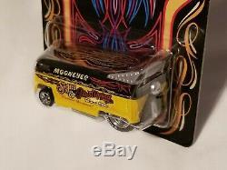 Rare 2012 Hot Wheels Japan Convention Mooneyes Vw Drag Bus Pair #111 & #1111