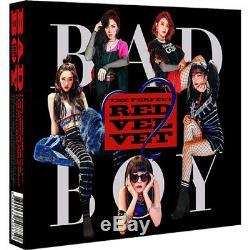 Red Velvet-The Perfect Red Velvet 2nd Repackage CD+Lyrics+PhotoBook+Card+Gift