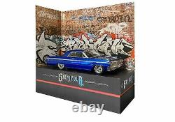 Redcat Racing SixtyFour Classic Edition 1/10 RTR Hopping Lowrider RC + LED KIT
