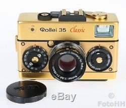 Rollei 35 Special Collection Editions (all Items Coming From Rollei Museum)