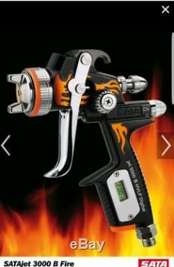 SATA Jet 3000 B RP (1.3) Fire Special Edition