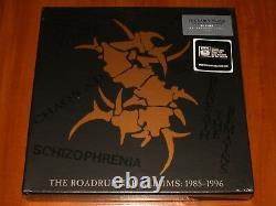 SEPULTURA THE ROADRUNNER ALBUMS 1985-1996 LTD BOX 6x LP COLORED VINYL SET EU New