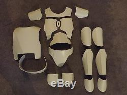 SMALL ADULT/WOMENS/MANDALORIAN FAN MADE ARMOR withEXTRA PIECES (Deluxe Version)