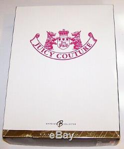 STUNNING LIMITED EDITION 2004 GOLD LABEL JUICY COUTURE BARBIE DOLL WithSPECIAL BOX