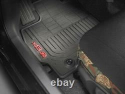 Scion xB 2013 2015 686 Special Edition Rubber All Weather Floor Mats OEM NEW