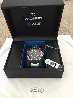 Seiko Prospex Padi Samurai SRPB99K1 Special Edition