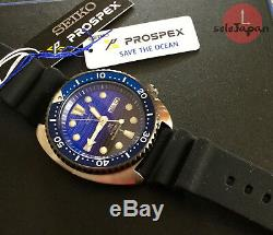 Seiko SRPC91K1 Prospex TURTLE SAVE THE OCEAN Special Edition. Brand-new