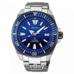 Seiko Uhr SRPC93K1 Samurai Prospex Automatic Diver Armbanduhr Special Edition