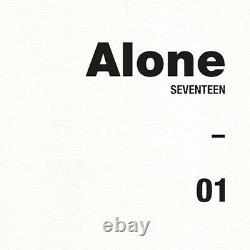 Seventeen-Al1 4th Mini Album Ver. 1 Alone01 CD+Poster+Booklet+Card+Post+Gift