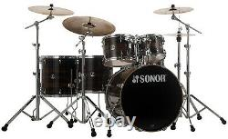 Sonor SSE 17 Special Edition Shellset Ebony Stripes DEAL