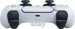 Sony Playstation 5 Disc Version with Extra DualSense Wireless Controller