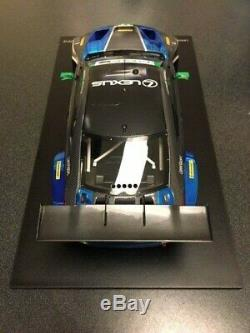 Spark 2018 Lexus Racing RCF GT3 1/18 Scale BLUE New RARE car# 14