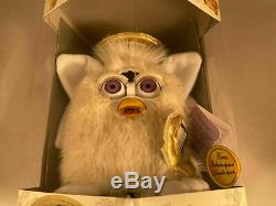 Special Limited Edition Angel Furby ABSOLUTELY MINT