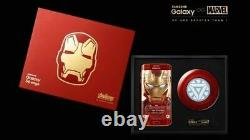 Special Limited Samsung Galaxy Edge S6 Edition from Marvel's Avengers Iron Man