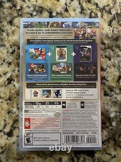 Super Mario 3D All-Stars Nintendo Switch (DISCONTINUED) Sealed Mint Condition