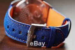 TAG Heuer Formula 1 Gulf Special Edition Chrono Watch 43mm CAZ101N. FC8243 NEW