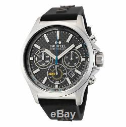 TW Steel TW938 Men's Special Edition VR46 Pilot Chronograph 45mm Watch