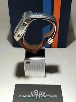 Tag Heuer Monaco Gulf special edition Chronograph CAW211R BNIB full set