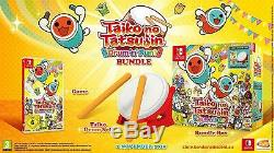Taiko No Tatsujin Drum'n' Fun! Nintendo Switch NEW DISPATCHING ALL BY 2 P. M