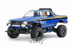 Tamiya RC Subaru Brat, Blue Special Edition
