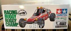 Tamiya Racing Buggy Champ Rough Rider Special Silver Edition