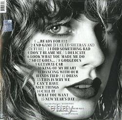 Taylor Swift Reputation (vinyl) Vinyl Lp New+