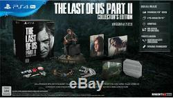 The Last of Us Part 2 II Collectors Edition (PS4) (NEU & OVP) (Blitzversand)