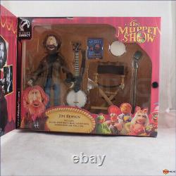 The Muppet Show Jim Henson figure Special Edition by Palisades Toys Muppets 2004