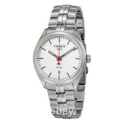 Tissot PR 100 NBA Special Edition Silver Dial Men's Watch T1014101103101