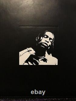 Travis Scott Saint Laurent Colette Specially Curated Limited Edition Vinyl /500