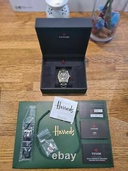 Tudor Black Bay Harrods Special Edition 79230G Unworn August 2021 DM Offers