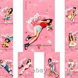 Twice-What Is Love5th Mini Album B Ver CD+Book+Card+etc+Gift