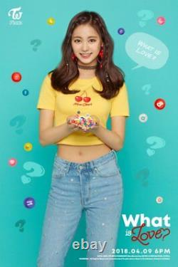 Twice-What Is Love5th Mini Album Random CD+Book+Card+etc+Gift