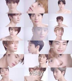 US Shipping-NCT 2018 Empathy Album Random Ver CD+Book+Card K-POP