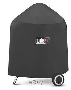 Weber Master Touch GBS 57 Special Edition Holzkohle Kugelgrill inkl. Abdeckhaube