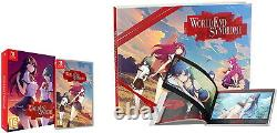 World End Syndrome Day One Edition Nintendo Switch Region Free JRPG Anime