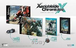 Xenoblade Chronicles X Special Edition (Nintendo Wii U, 2015) New Sealed