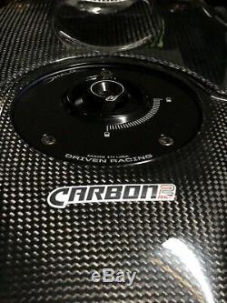 YAMAHA YZF-R1 2015-2020 Carbon Fiber Full Tank Cover Shroud