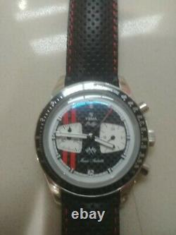 Yema Rallye Mario Andretti Special Edition Chronograph. Worn at Indy 1969