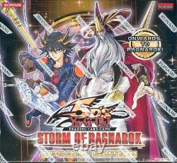 Yugioh Storm Of Ragnarok Special Edition Box Blowout Cards